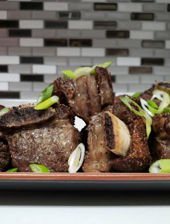 Caveman Short Ribs Recipe