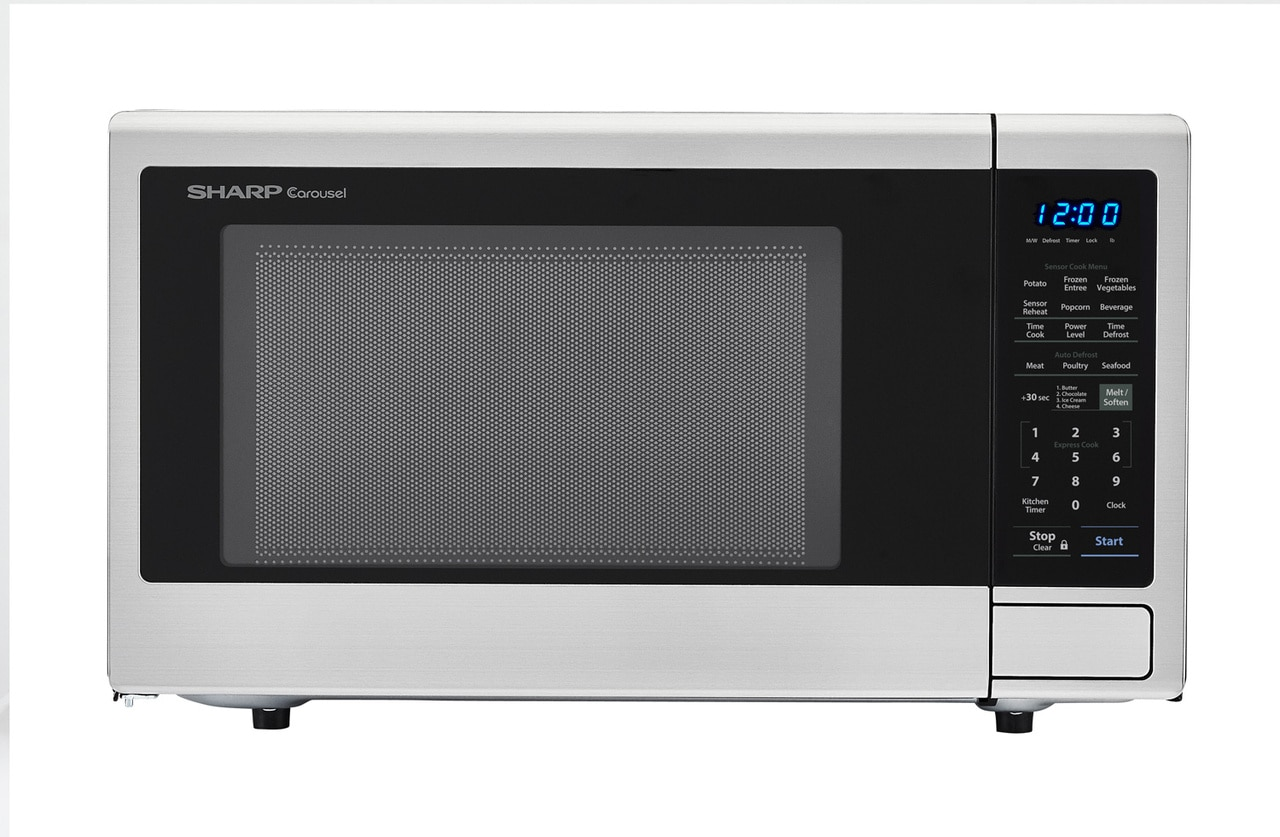 1.8 cu. ft. Stainless Steel Countertop Microwave (SMC1840CS)