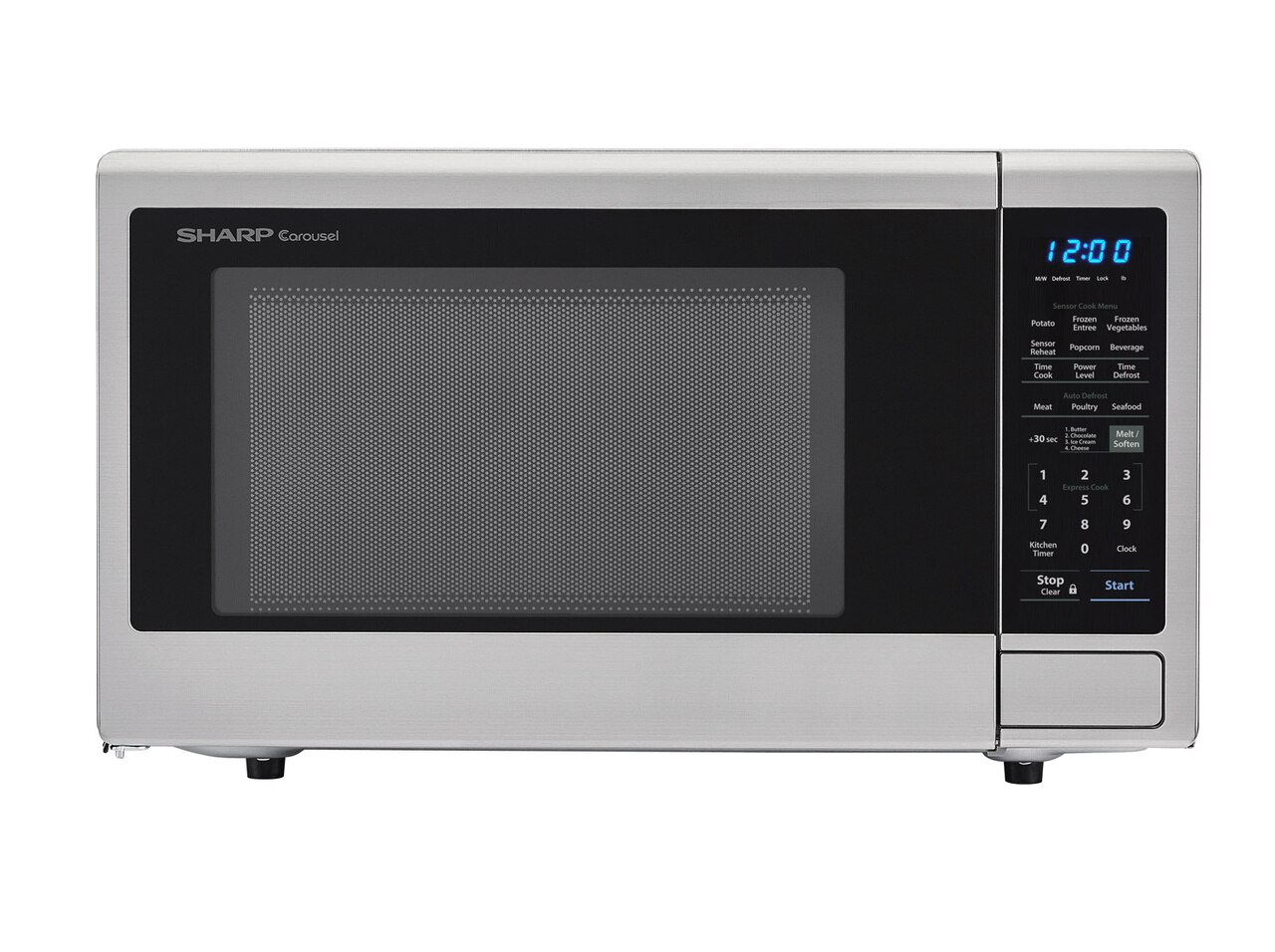 2.2 cu. ft. Stainless Steel Countertop Microwave (SMC2242DS)