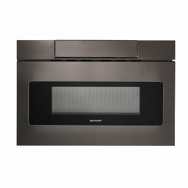 24 in. Black Stainless Steel Microwave Drawer (SMD2470AH)