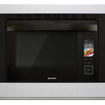 1.1 cu. ft. Supersteam+ Superheated Steam and Convection Built-in Wall Oven (SSC3088AS)