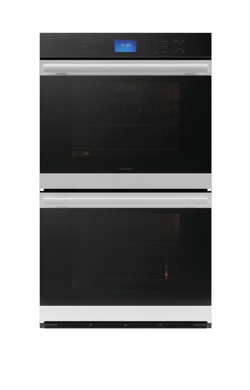 Stainless Steel European Convection Built-In Double Wall Oven (SWB3052DS)
