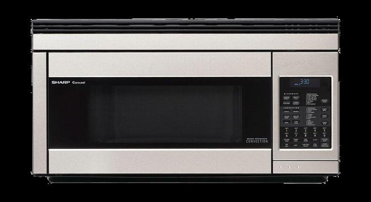 Sharo microwave stock image.
