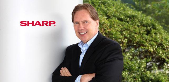 Peter Weedfald, Senior Vice President Sales & Marketing, SHARP Home Appliances