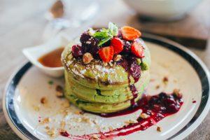 Matcha Pancakes - Mid-Week Matcha Break Recipes