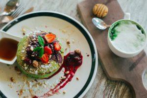 Matcha Pancakes Recipe - Mid-Week Matcha Break Recipes