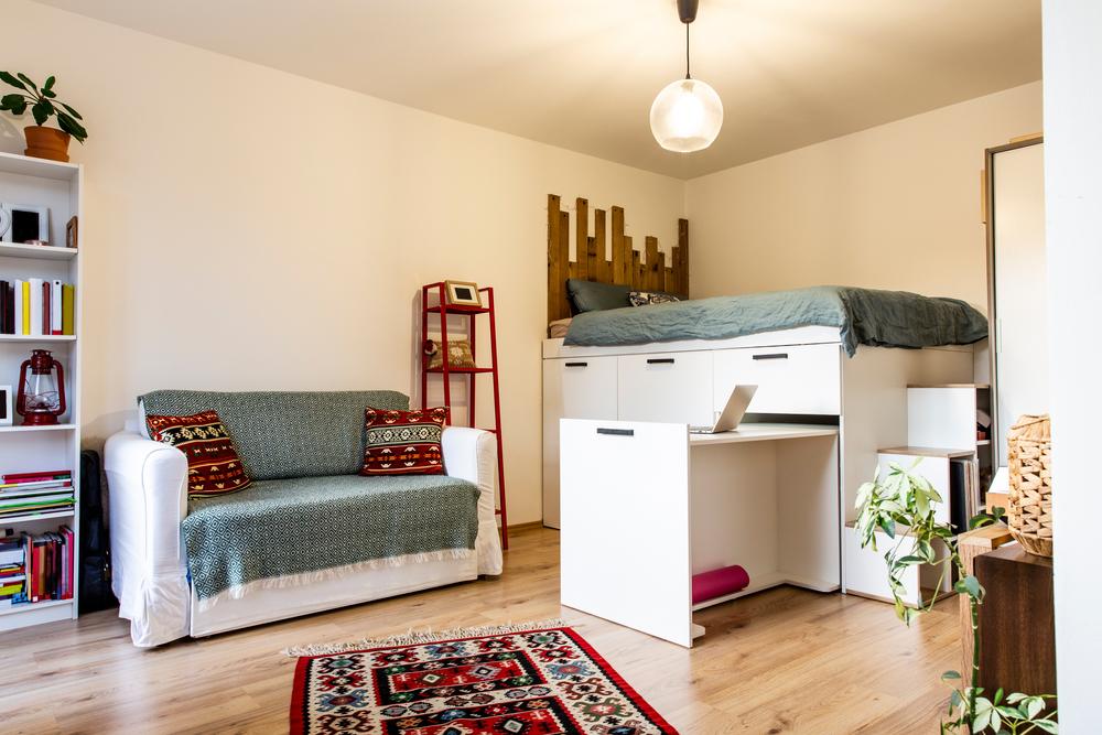 bed room rug