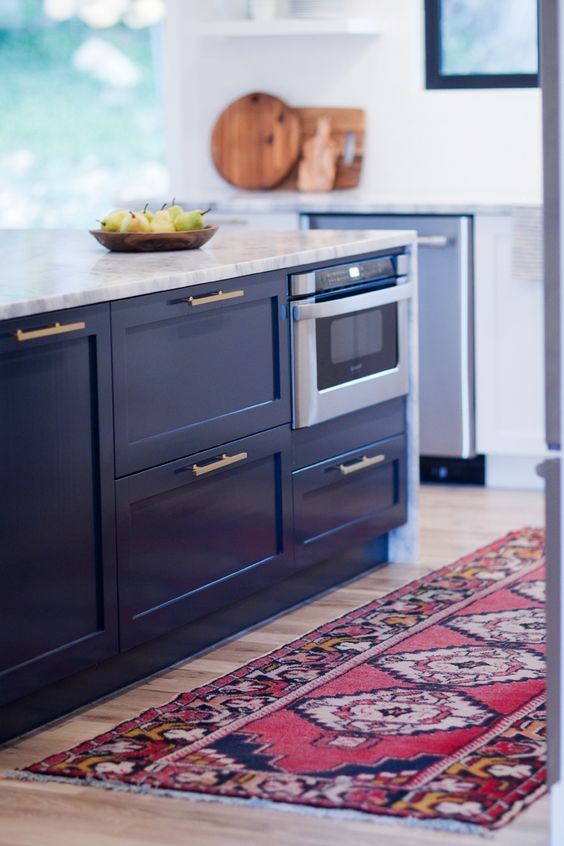 Hidden Kitchen Appliances: The Sharp Microwave Drawer