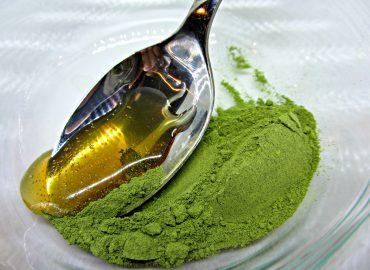 Green Tea Honey Mask