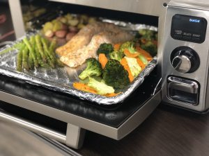 Reason 3: Broil/Grill and Versatile Cooking Modes - 5 Reasons to Have a Sharp Superheated Steam Countertop Oven