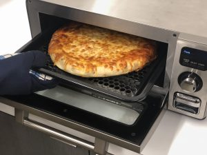 Reason 3: Pizza & Versatile Cooking Modes - 5 Reasons to Have a Sharp Superheated Steam Countertop Oven