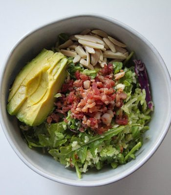 Keto Recipes in a bowl