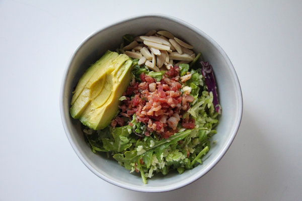 Keto Recipes in a bowl