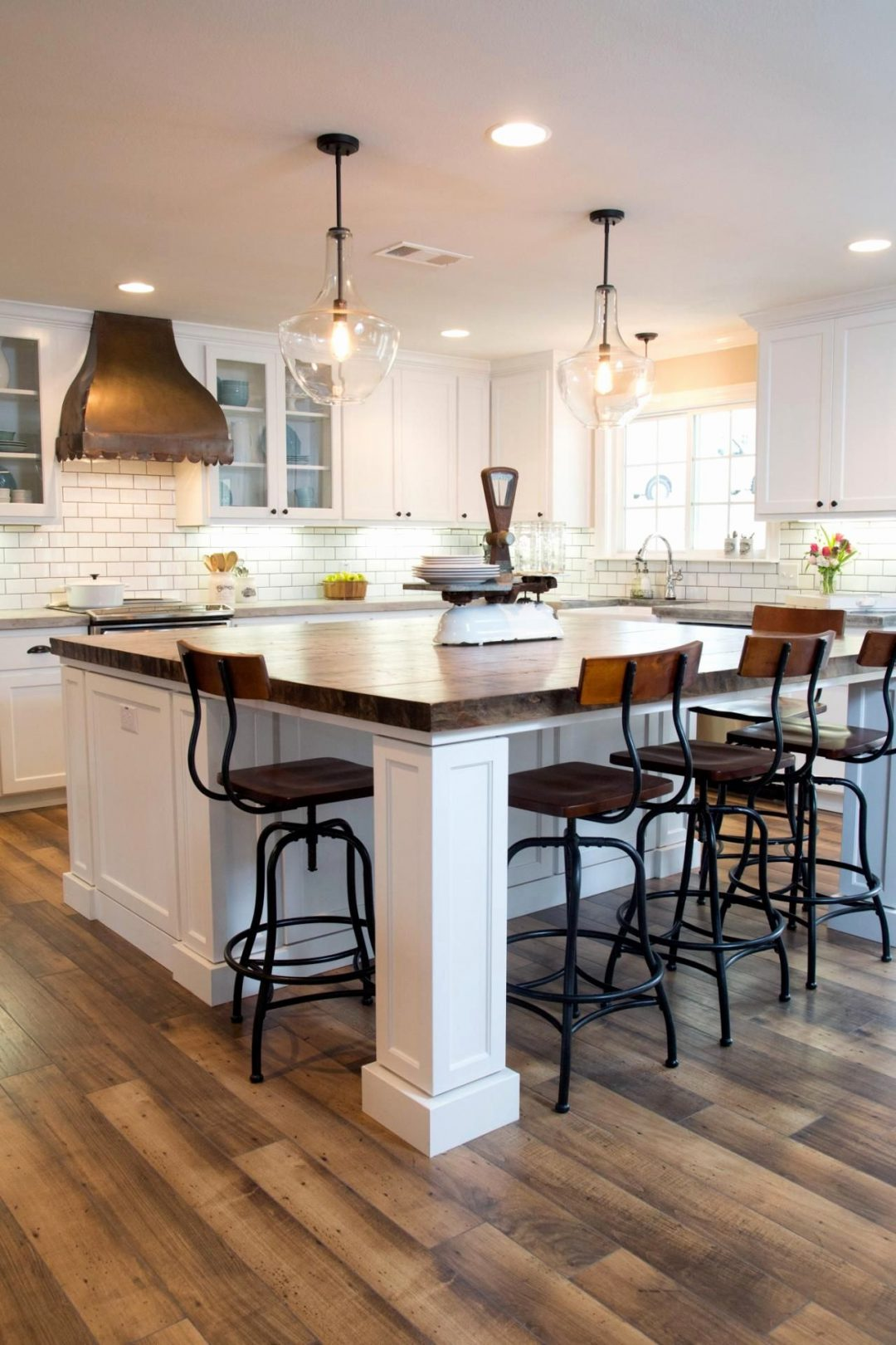 kitchen island tables Luxury Life Is Just a Tire Swing A Woodway Texas Fixer Upper