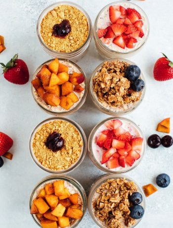 Summer Overnight Oats