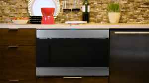 Under Counter Microwave Drawer - Pros & Cons of Microwave Drawers