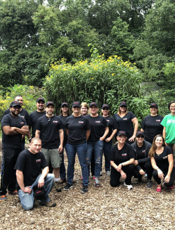 Team Sharp at Mahwah Environmental Volunteers Organization