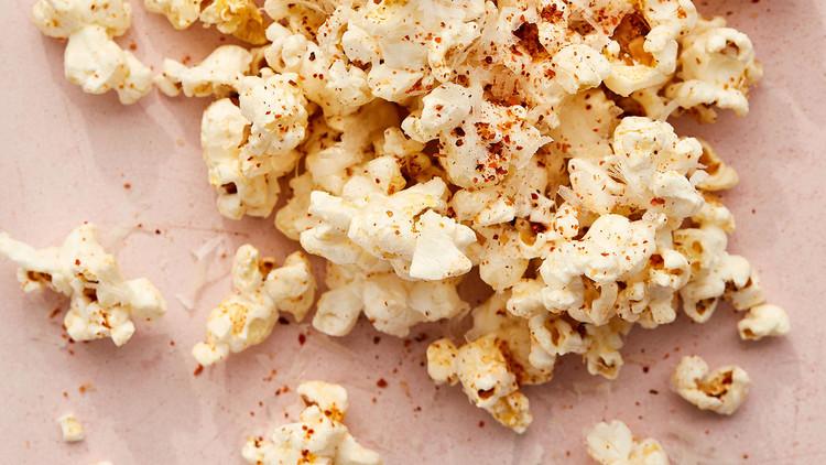 Elote-Style Popcorn