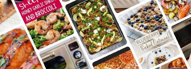 Pinterest recipe board