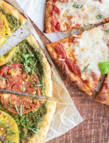 saturday night pizza bite size