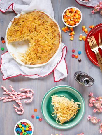 Good Food Stories' holiday snacks and foods.
