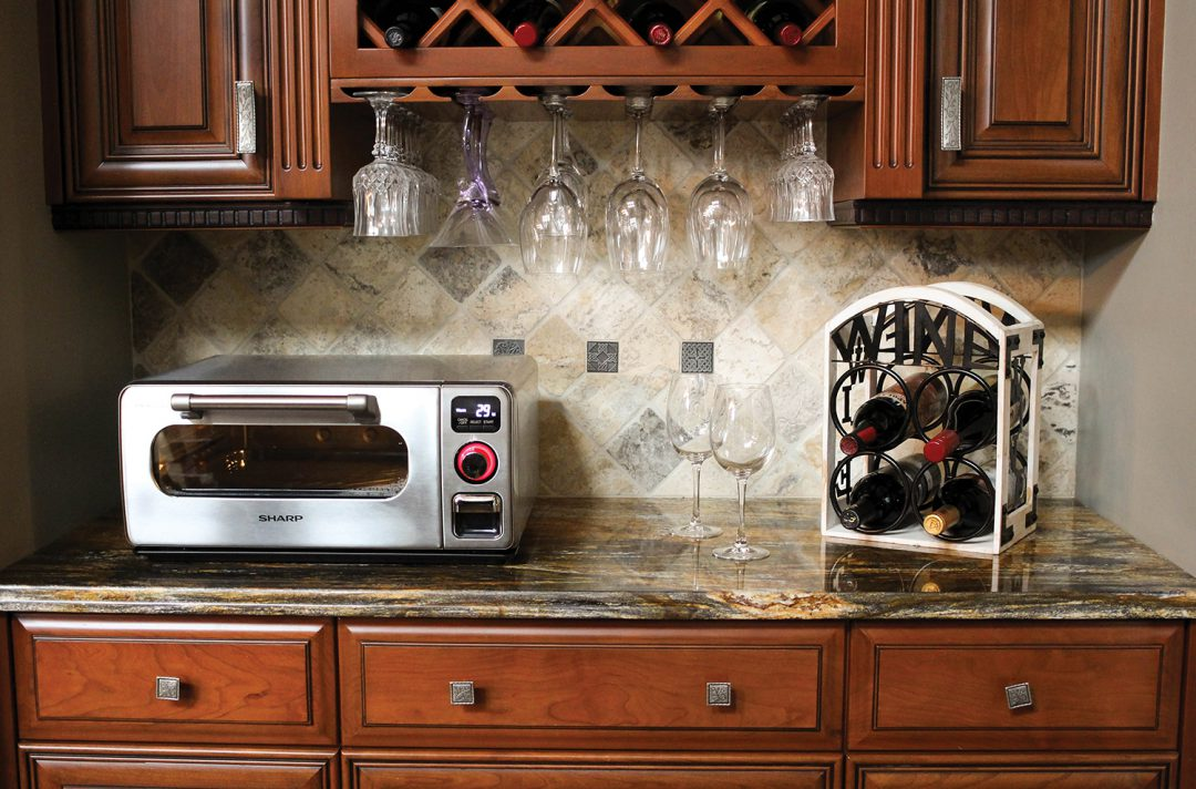 New York Time's Sharp Superheated Steam Countertop Oven