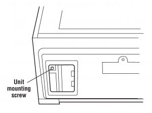 Figure 15 - How to Install an Over-the-Range Microwave Oven