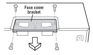 Figure 6 - How to Install an Over-the-Range Microwave Oven