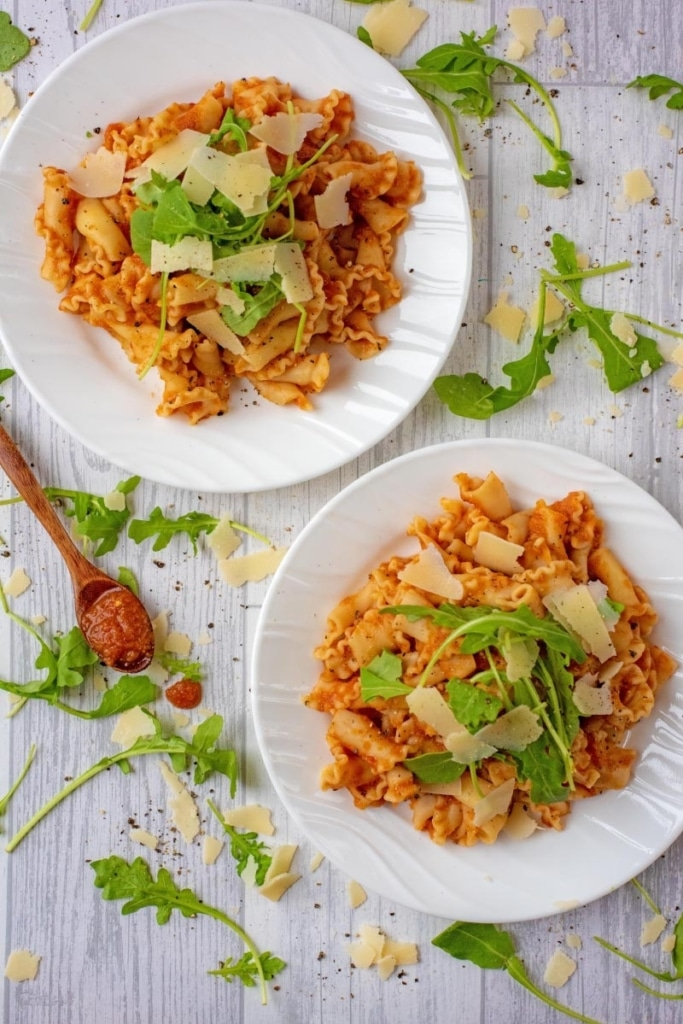 Vegetable Pasta Sauce.