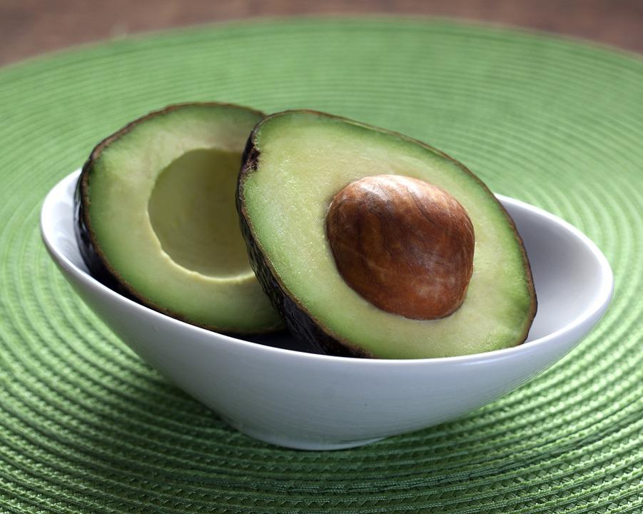 Creamy Avocado in a bowl.