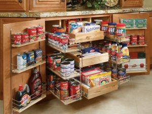 Pullout Pantry Shelving - HGTV