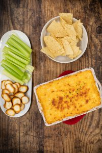 Buffalo Chicken Dip Recipe - Sharp USA Steam Oven Recipes