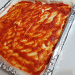 Tomato Sauce Layer