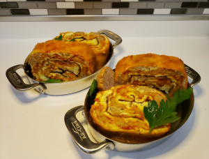 The Showstopping Lasagna Roll