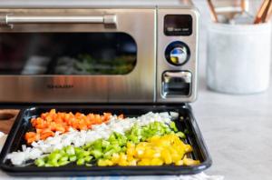 Vegetarian Enchilada Casserole Recipe for a Superheated Countetop Steam Oven
