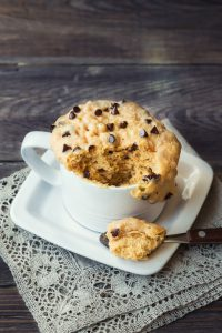 Chocolate Chip Mug Cookie Recipe - 5 Classic Dessert Recipes to Make in the Microwave