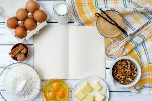 Ingredients for Gluten-Free Sugar Cookies