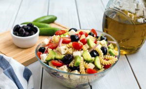 A Dream Pasta Salad - Repurposing Leftovers into Exciting Meals