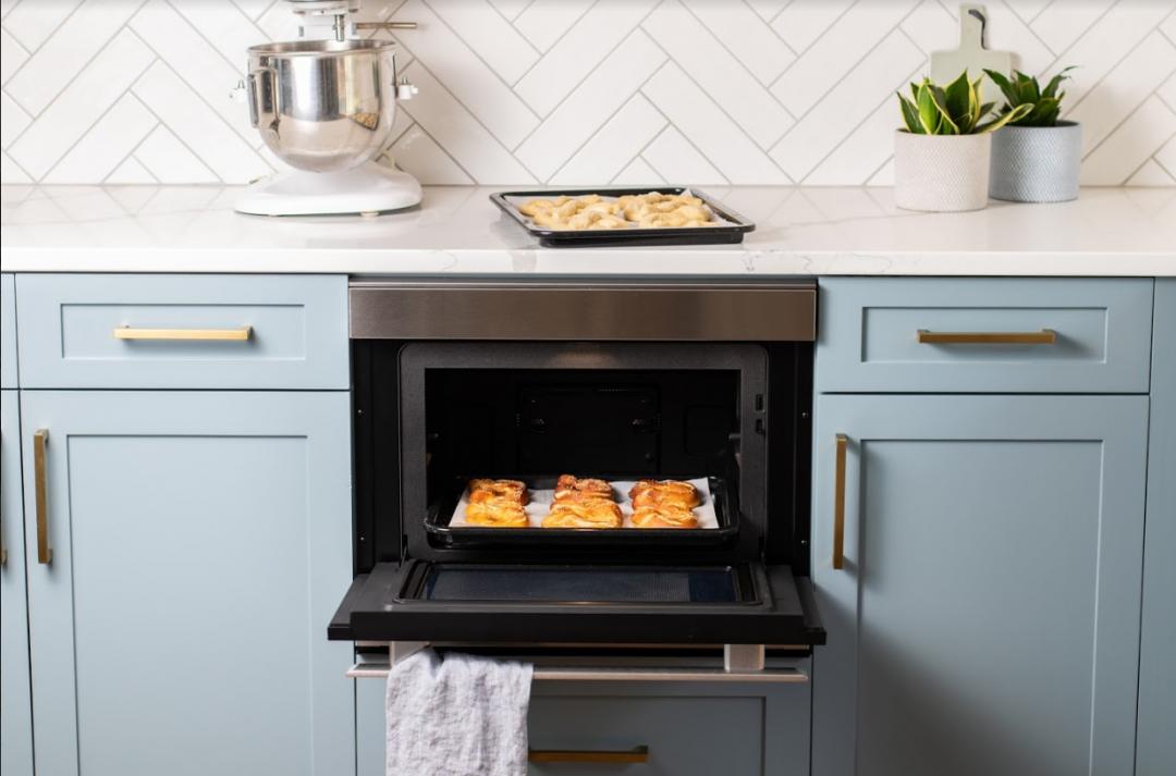 Cookies in SuperSteam+ Oven - Health Benefits of Steam Cooking