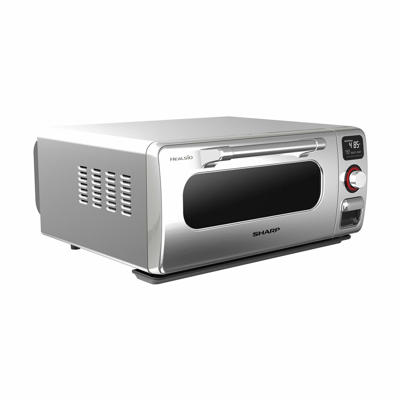 Sharp Superheated Steam Countertop Oven (SSC0586DS) – right angle view