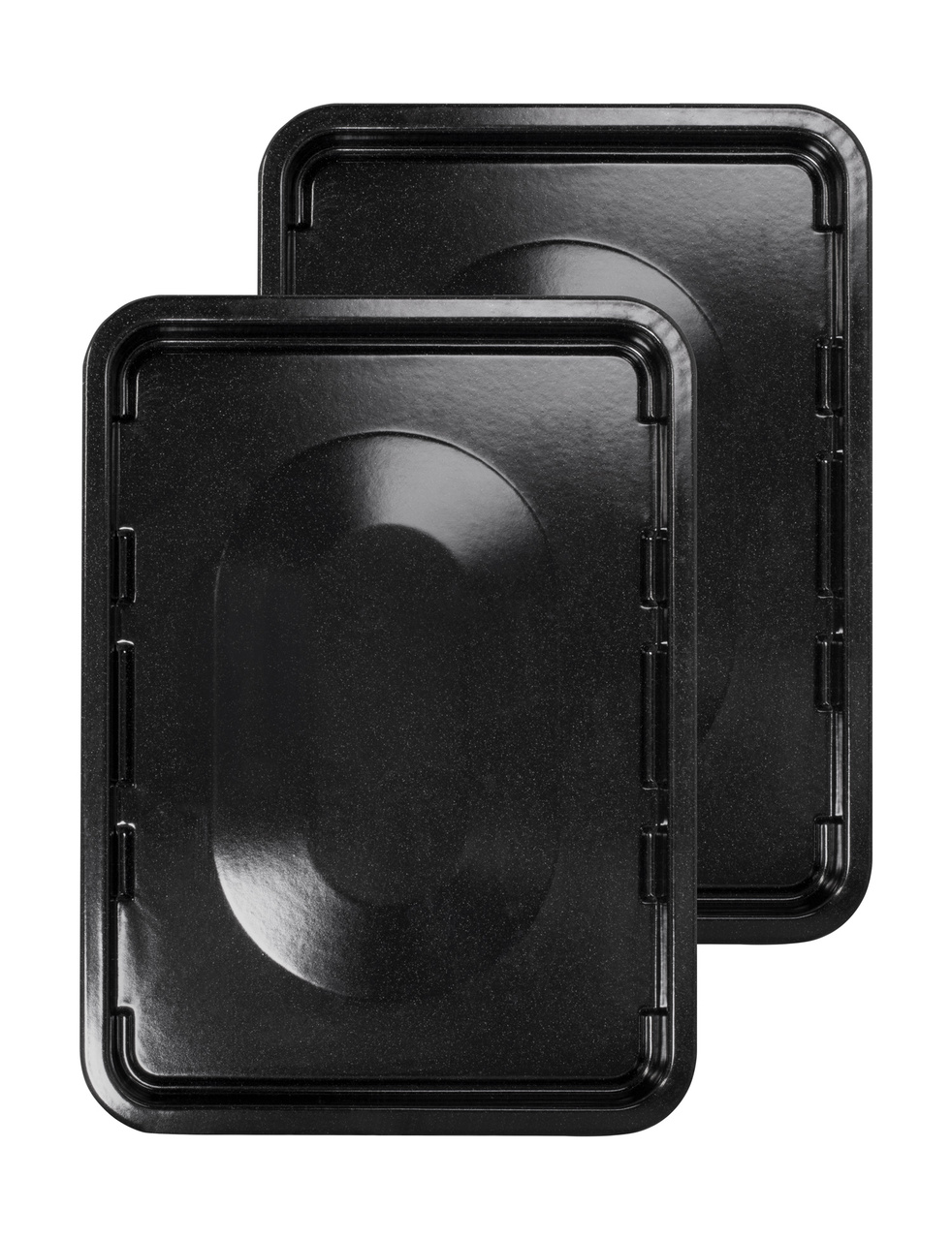 Two Baking / Steam Trays for the SuperSteam IoT Oven (SSC2489DS) - Sharp's Superheated Steam Oven