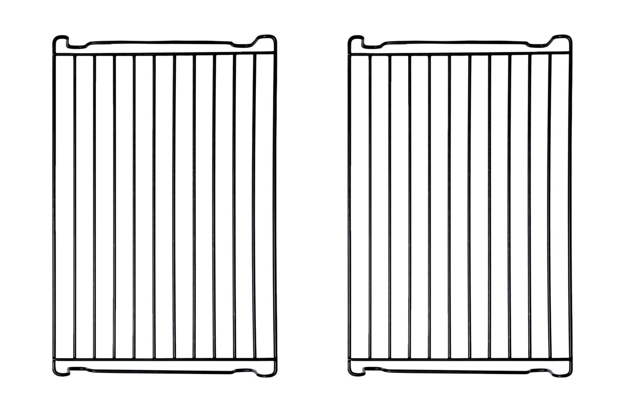 Two Grill / Broil Racks for the SuperSteam IoT Oven (SSC2489DS) - Sharp's Superheated Steam Oven