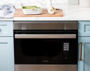 Sharp Built-In SuperSteam+ Oven