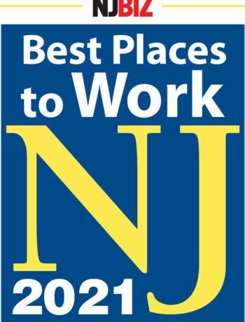NJ Biz Best Places to Work Logo