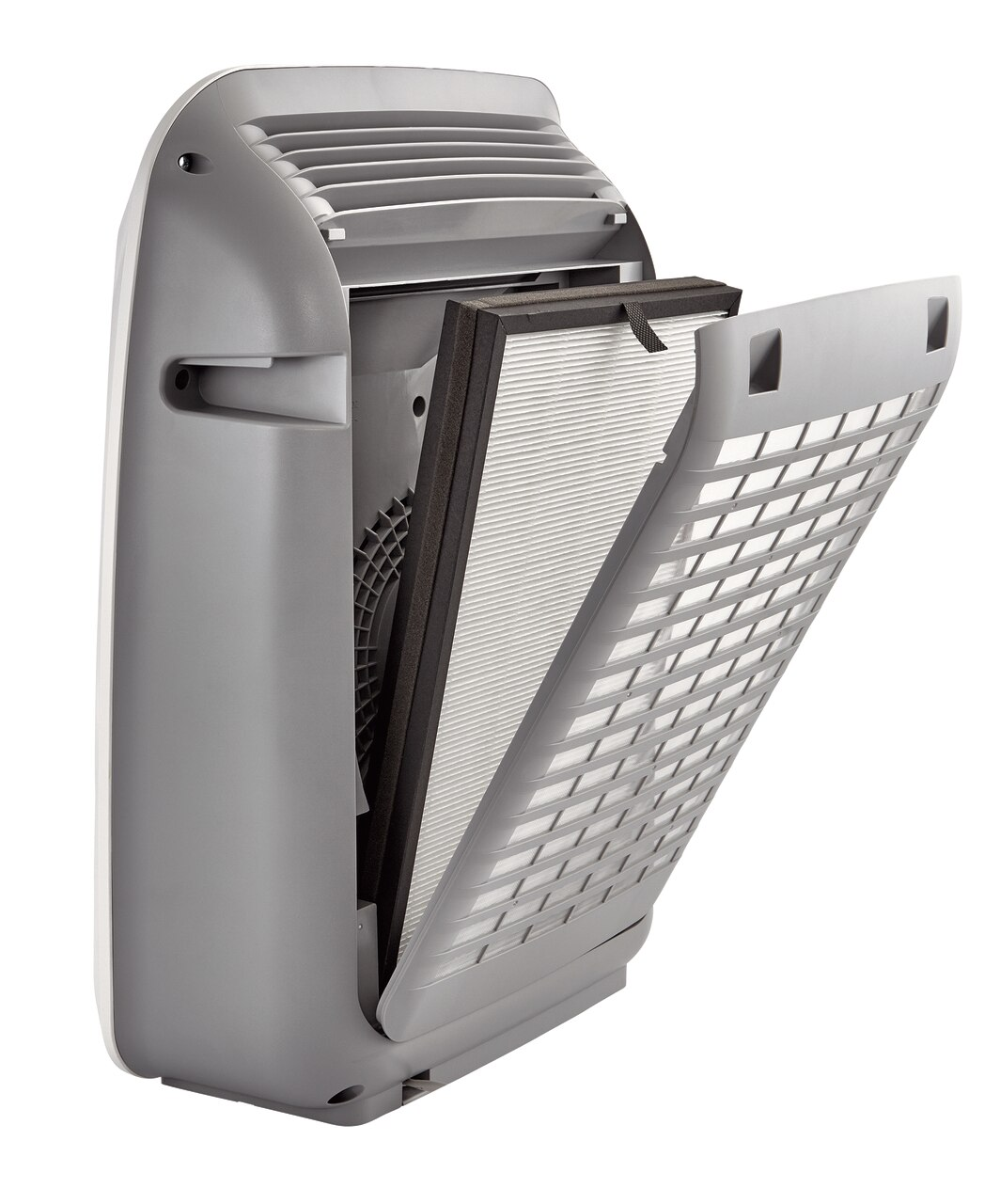 View of Sharp FPF50UW Air Purifier with FZF50HFU True HEPA Replacement Filter