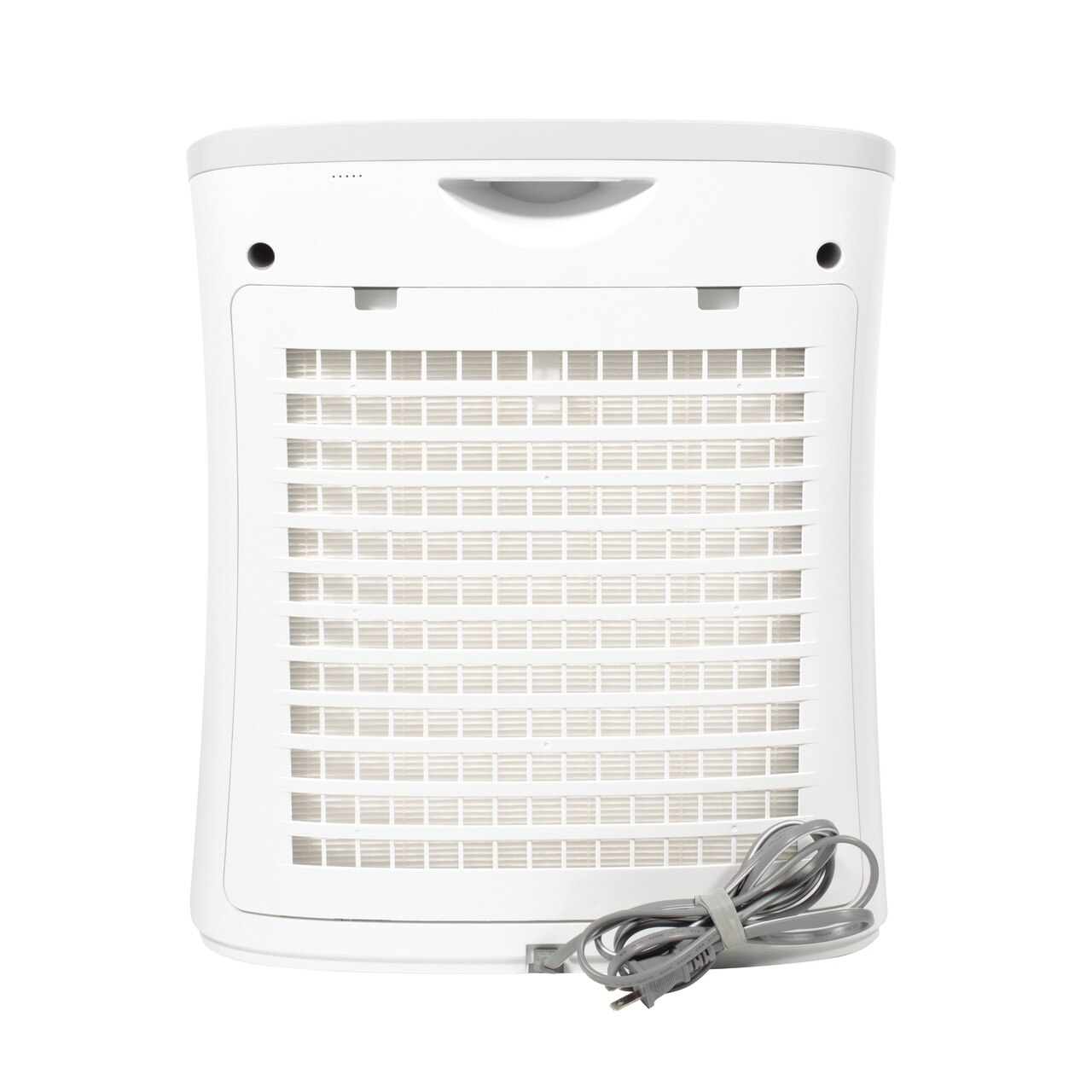 Sharp Small Room Air Purifier with True HEPA Filtration (FPF30UH) – back view