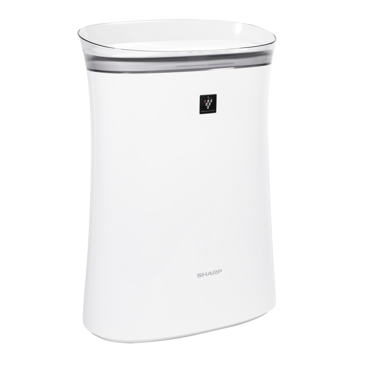 Sharp True HEPA Air Purifier for Medium-Sized Rooms (FPK50UW)- right side view
