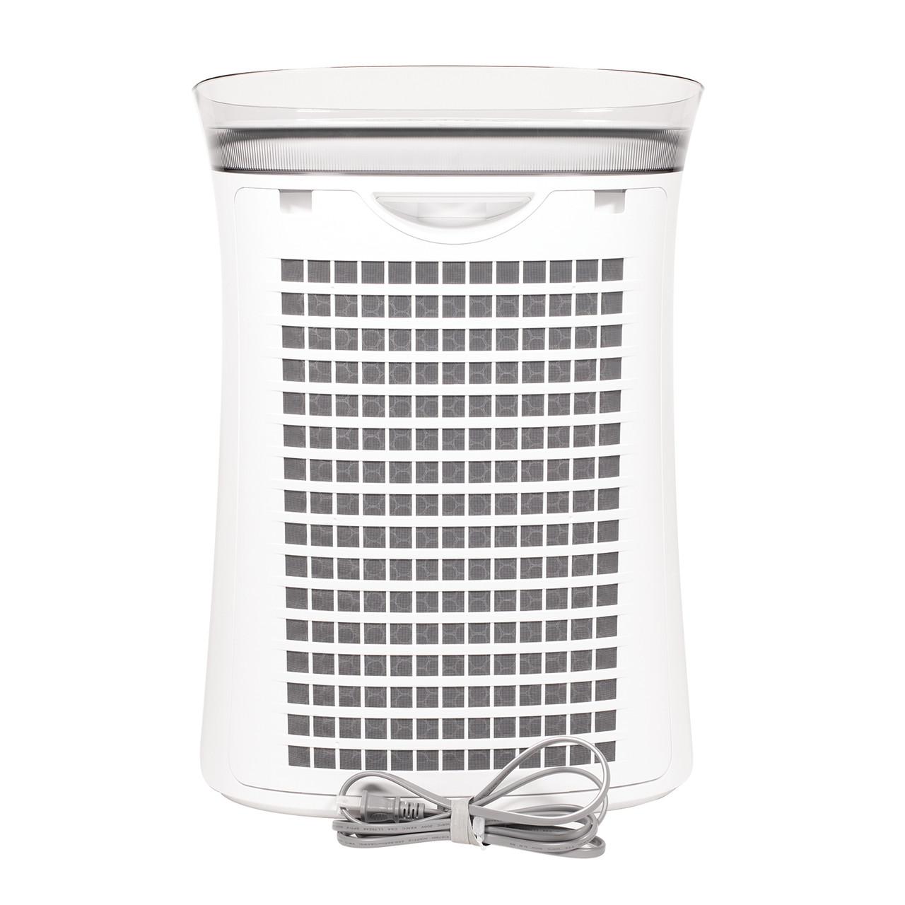 Sharp True HEPA Air Purifier for Medium-Sized Rooms (FPK50UW) – back view