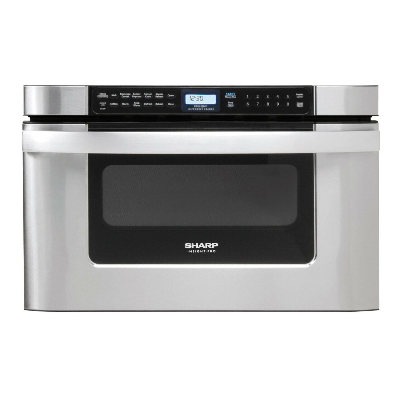 Sharp KB6524PS Easy Open 24 inch Microwave Drawer