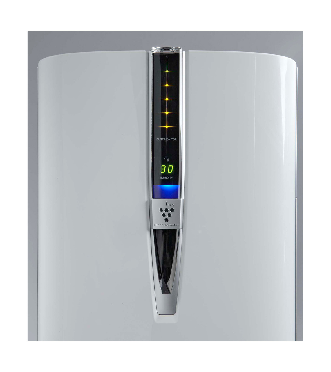 Sharp Plasmacluster® Air Purifier with Humidifying Function for Large Rooms (KC860U) – control panel